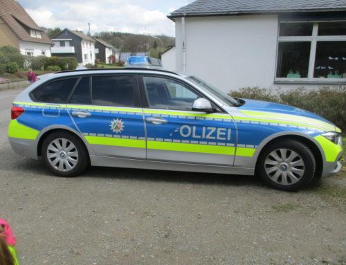 Verkehrserziehung mit Herr Witzel